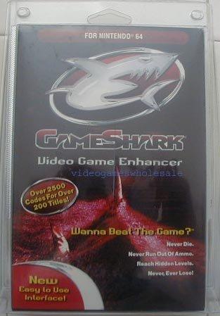 Nintendo 64 GameShark ()