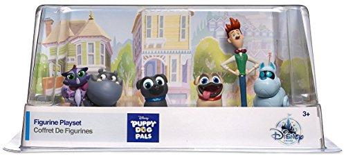 Disney Junior Puppy Dog Pals 6 Figure Play Set (Figurine Puppy Dog)