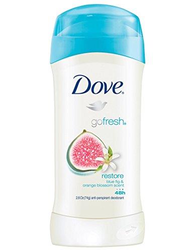 Dove Fresh Antiperspirant Deodorant Restore