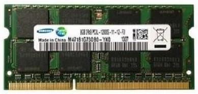 Samsung Ram Memory 16gb Kit 2 X 8gb Ddr3 Pc3l 12800 1600mhz 204 Pin Sodimm For Laptops At Amazon Com