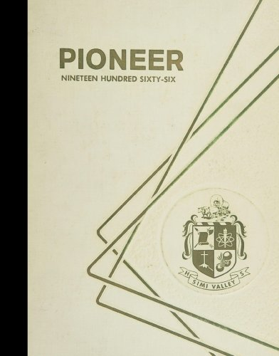 (Reprint) 1966 Yearbook: Simi Valley High School, Simi Valley, - Simi Valley California