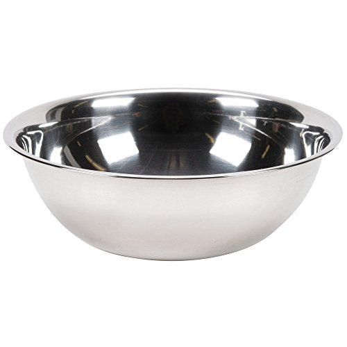 UltraSource Stainless Steel Mixing Bowl, 5 Quart by UltraSource