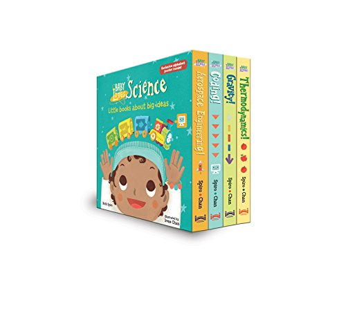 Baby Loves Science Board Boxed Set