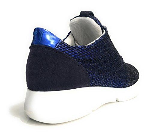 Bassa Donna Jeans Trussardi 18 Blu Saneakers 79s022 xRtFxqZTw