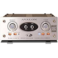 Avalon U5 | Mono Instrument and DI Preamplifier