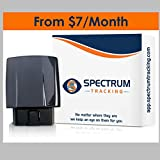 Spectrum Smart: OBD GPS Tracker - Track Location   Speed   Fuel   Teen Unsafe Driving - Engine Diagnostics - Alerts, Geo Fences - Teenager, Family, Fleet Tracking