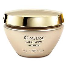 Kerastase 16047400444 Elixir Ultime Oleo-Complexe Beautifying Oil Masque - For All Hair Types - 200ml-6.8oz
