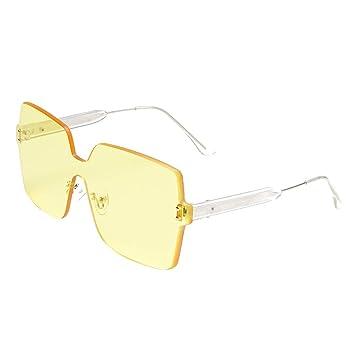 SFE - Gafas de sol reflectantes para mujer y hombre con lentes ...