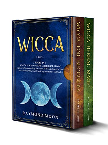 If you are looking for a complete compendium tomaster the principles of wiccaand develop your magic skills to a new, higher, and powerful level, then keep reading…                     2 Books In 1!              This book will introduce you ...