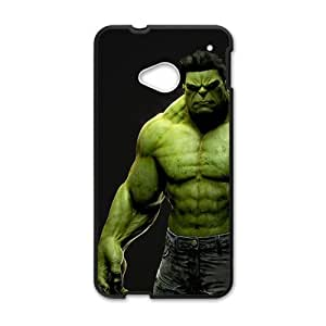 The Hulk green strong man Cell Phone Case for HTC One M7