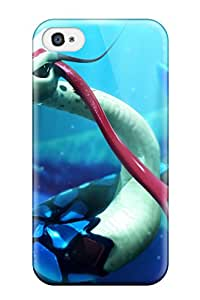 Durable Protector Case Cover With Pokemon Hot Design For Iphone 4/4s