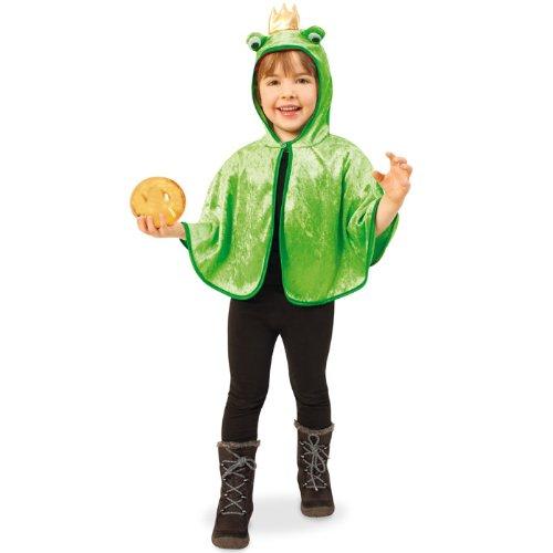 Gurimotex Toddler Cape Frog Hooded Green Size 98 Amazon Co Uk