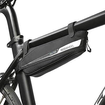 Lindhb Bolsa Bicicleta Manillar para Ciclista Ciclismo Bicicleta ...