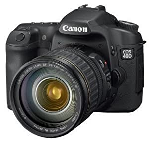 Canon EOS 40D 10.1MP Digital SLR Camera