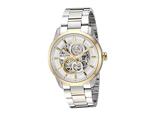 Bulova Men's Classic Sutton - 98A214 Two-Tone Gold One Size