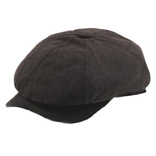 BABEYOND Newsboy Hat Cap for Men Women Gatsby