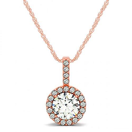 0.45 Ct Tw Round Diamonds - 3