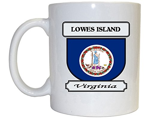Lowes Island, Virginia (VA) City Mug