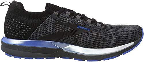 Brooks Herren Ricochet 2 Running Shoe, 479 Blue Void Signal Blue Htr