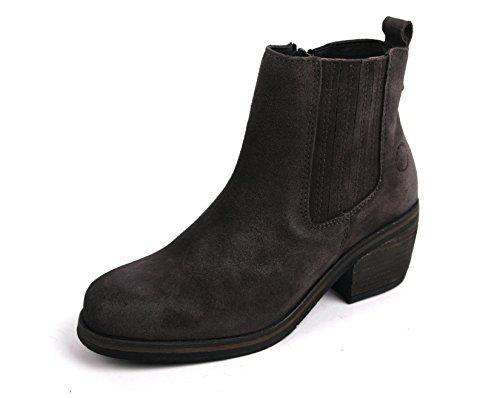 Boots Grey Suede Ankle ca`shott 18025 UWHq6CZCw