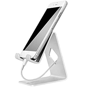 iphone desk stand stand for iphone hotor solid aluminum desk 11799