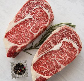 Usda Prime Ribeye Steaks 4 10 Oz By Rastelli Direct