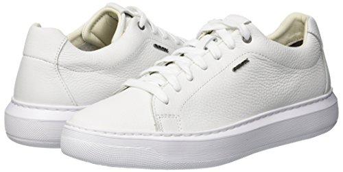 Hombre C1000 para White Zapatillas U B Geox Deiven qx1OvwH