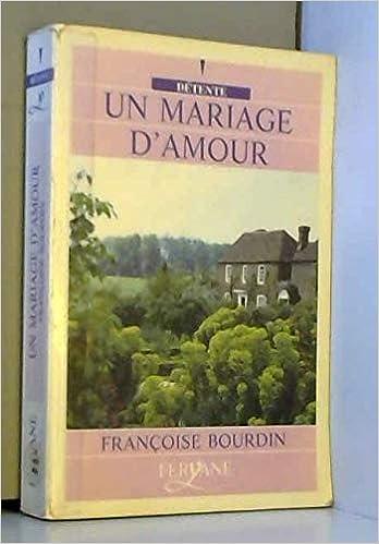 Amazon Fr Un Mariage D Amour Edition En Gros Caracteres
