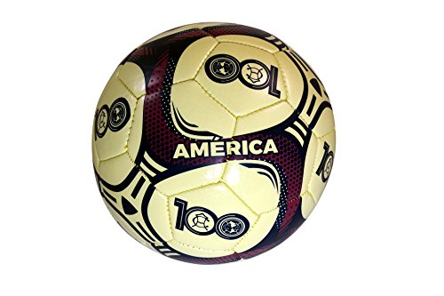 Club America 100 Year Authentic Official Licensed Soccer Ball Size 5 -001