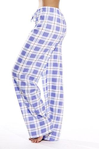 a1b0806a2b Just Love 100% Cotton Jersey Women Plaid Pajama Pants Sleepwear ...