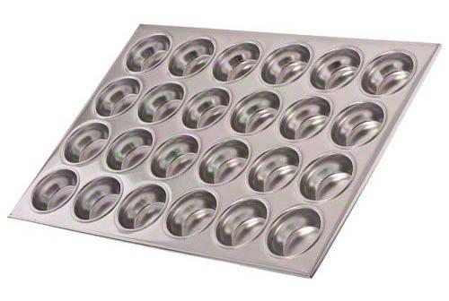 Update International (MPA-24) 24 Cup Aluminum Muffin Pan by Update International