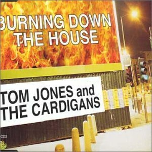 Burning Down the House by Jones, Tom, The Cardigans (1999-10-05? (Tom Jones The Cardigans Burning Down The House)
