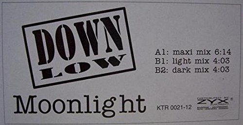 Down Low - Moonlight (#zyx/ktr0021) / Vinyl Maxi Single [vinyl 12
