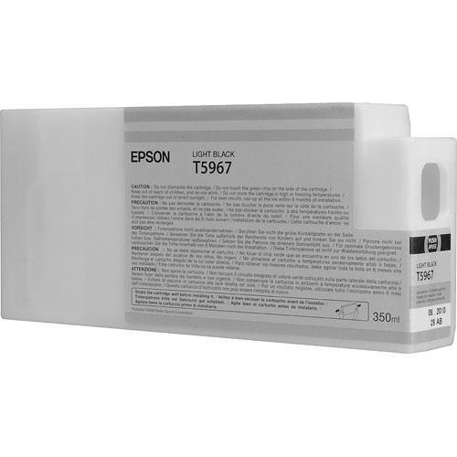 Epson T596700 Ultrachrome Hdr Ink Cartridge For Pro 7900- 9900, Light Black