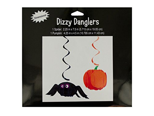 bulk buys Halloween Spider and Amp, Pumpkin Dizzy Danglers