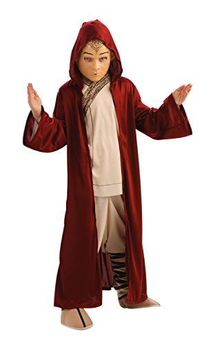 [The Last Airbender Child's Hooded Cloak, Size Small] (Avatar The Last Air Bender Costumes)