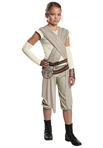 Rubies Costume Co. Inc Deluxe Star Wars Rey Costume X-large - Chip On The Shoulder Costume