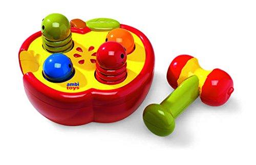 Galt Toys 31157 - Klopf den Wurm, Spiel