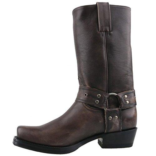 Sendra Boots, Stivali uomo Grigio antracite Grigio (antracite)