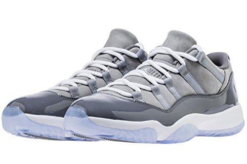 NIKE Air Jordan 11 Retro Low Cool Grey supply sale online euKgs7wE