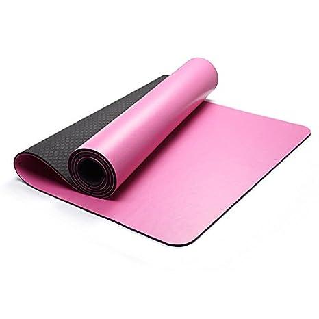 Estera de la Yoga Mat SBR5mm Respetuoso del Medio Ambiente ...