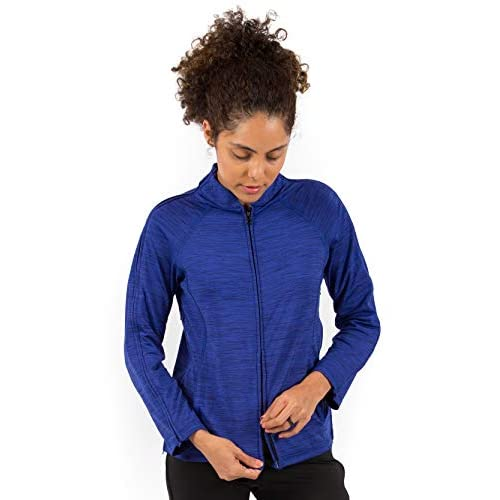 Dialysis and Treatments Reboundwear Multifunctional Womens 3//4 Sleeve Adaptive Top for Easy Dressing for Seniors