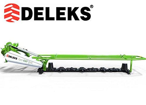 deleks cortacésped a discos para tractor con elevación hidráulico ...