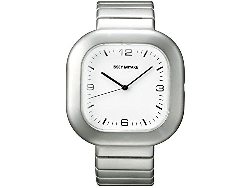 Issey Miyake Go Mens Stainless Steel Watch SILAX001