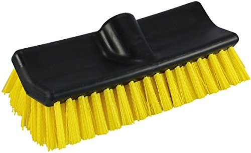 Unger Professional HydroPower Bi-Level Scrub Brush, (Deck Brush)