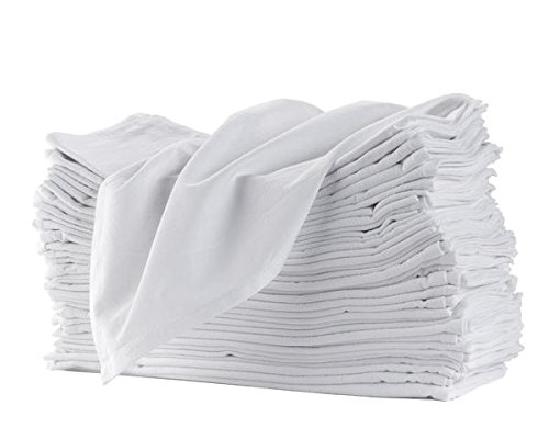 Cleaning Solutions 79146 Flour Sack Towels (Pack of for sale  Delivered anywhere in USA