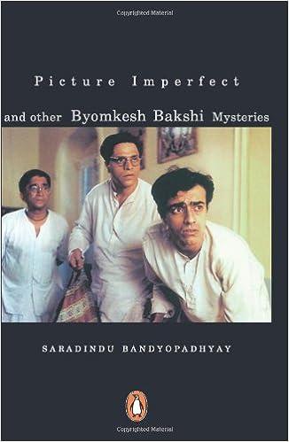 Byomkesh Bakshi Book