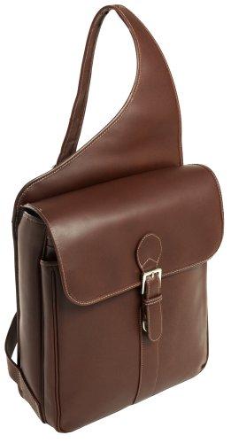 siamod-sabotino-25414-cognac-leather-vertical-messenger-bag