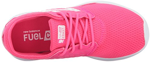 Enfant New Mixte Rose White V3 Coast FuelCore Running Chaussures Pink de Balance rR8Hxrq6w