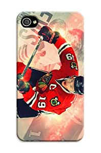 Wishing Iphone 6 Plus Protective Case,Comely Hockey Iphone 6 Plus Case/Chicago Blackhawks Designed Iphone 6 Plus Hard Case/Nhl Hard Case Cover Skin for Iphone 6 Plus